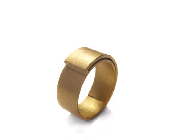 Wickelring-aus-Gold